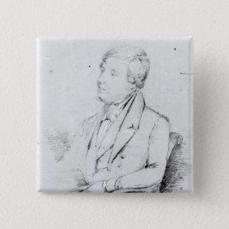 William Parsons, 3rd Earl av Rosse Standard Kanpp Fyrkantig 5.1 Cm