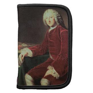 """William Pitt """"fläderen"""", mer sistnämnd 1st Earl av Personlig Almanacka Av Folio"""