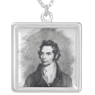William Scoresby Silverpläterat Halsband