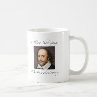 William Shakespeare 400 år årsdag Kaffemugg