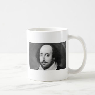 William Shakespeare Kaffemugg