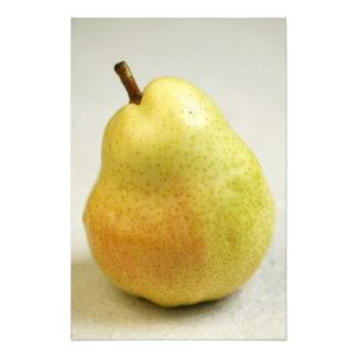 Williams pear för använda i USA endast.) Fototryck