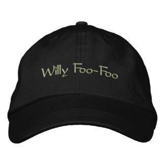 Willy Foo-Foo Broderad Keps