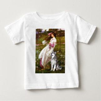 Windflowers - alaskabo Malamute T Shirts