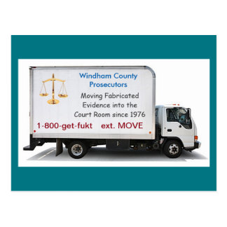 Windham County Movers: Vykort