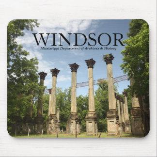 Windsor fördärvar ~-ms-avdelning av Archives & his Musmatta