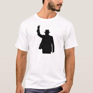 Winston Churchill - segerSilhouette Tröja