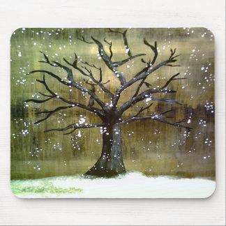 Wintertree Mousepad Mus Mattor