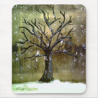 Wintertree Mousepad Mus Mattor