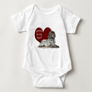 Wirehaired pekare t shirt