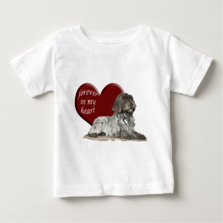 Wirehaired pekare tee