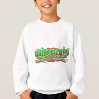 Wisconsin coola tee shirts