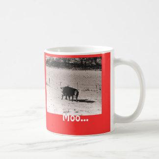 Wisconsin kor kaffemugg