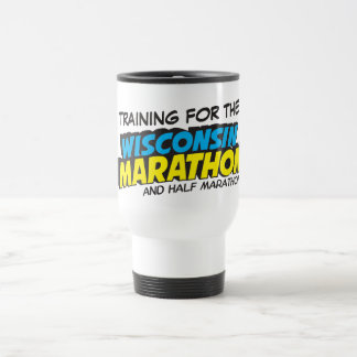 Wisconsin maratonutbildning resemugg