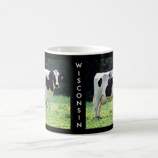 Wisconsin mejeriko kaffemugg