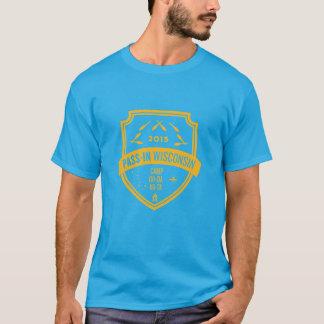 Wisconsin Passera-I skjortan T-shirts