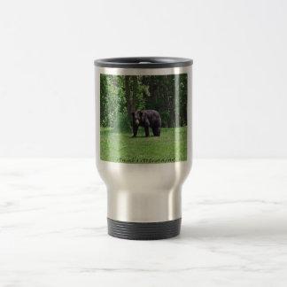 Wisconsin svartbjörn resemugg
