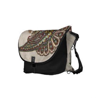 WishPaisley Boho Gems Kurir Väska