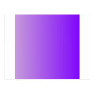 Wisteria till den violetta vertikala lutningen vykort