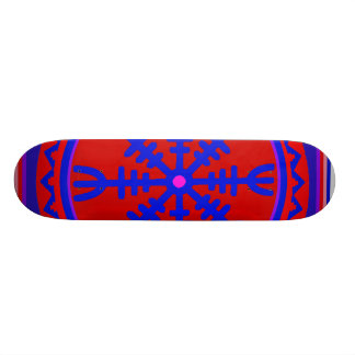 Witchcraftroder av Aweskateboarden Mini Skateboard Bräda 18,7 Cm