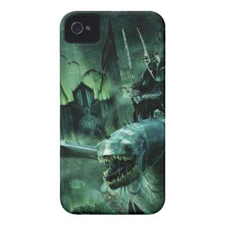 Witchking som rider Fellbeast iPhone 4 Fodraler