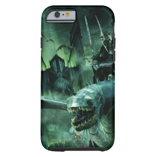 Witchking som rider Fellbeast Tough iPhone 6 Case