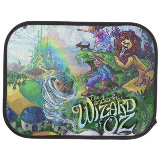 Wizard of Oz Bil Golvmatta