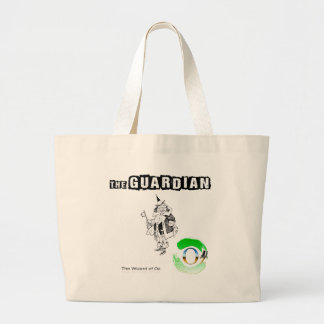 Wizardet of Oz - illustrationt-skjorta Jumbo Tygkasse
