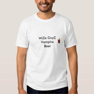 WiZe GuyZ vampyröl T Shirt