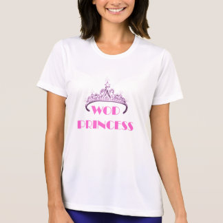 WOD-Princess Tee Shirts