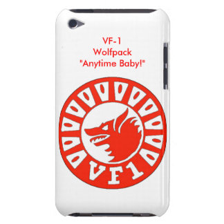 Wolfpack ipod fodral barely there iPod fodraler