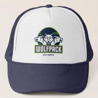 WolfPack SnapBacktruckerkeps Truckerkeps