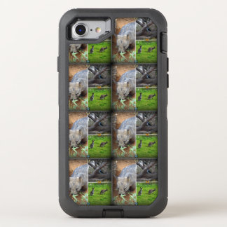Wombat sniffar fodral för den iPhoneOtterbox 7