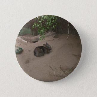 Wombat Standard Knapp Rund 5.7 Cm