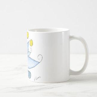 Wonderlandia slända kaffemugg