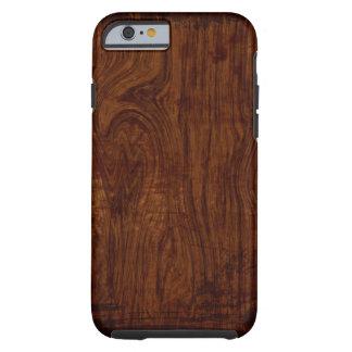 Wood fodral för korniPhone 6 Tough iPhone 6 Fodral