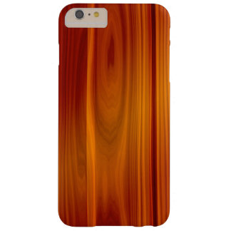 Wood fodral för plus för TeakiPhone 6/6S knappt Barely There iPhone 6 Plus Skal