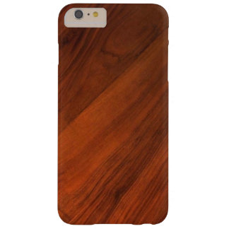 Wood körsbärsrött fodral för plus för iPhone 6/6S Barely There iPhone 6 Plus Fodral