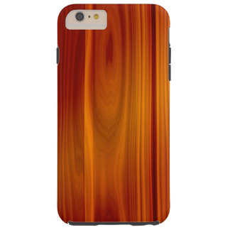 Wood positivt tufft fodral för TeakiPhone 6/6S Tough iPhone 6 Plus Fodral