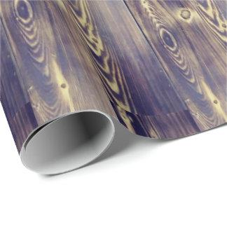 Woodgrainkonst Presentpapper
