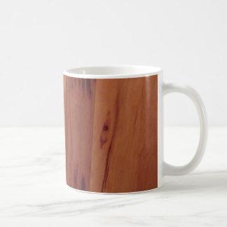 WoodPlank struktur Kaffemugg