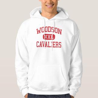Woodson - Cavaliers - kick - Fairfax Virginia Sweatshirt