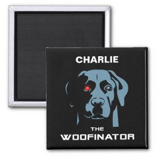 Woofinatoren Labrador Magnet