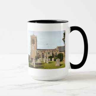 Wootton Bassett St Bartholomew och alla Saints Mugg