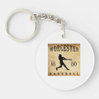 Worcester Massachusetts baseball 1880