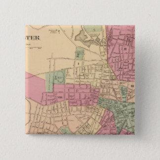 Worcester Standard Kanpp Fyrkantig 5.1 Cm
