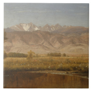 Worthington Whittredge - Foothills Colorado Kakelplatta