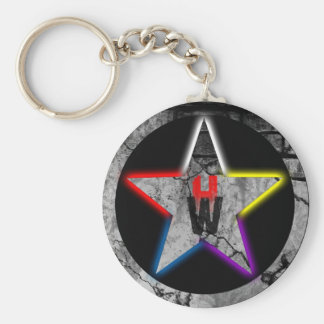 WotH Keychain Rund Nyckelring