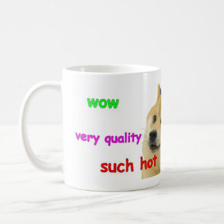 WOW dogemugg Kaffemugg