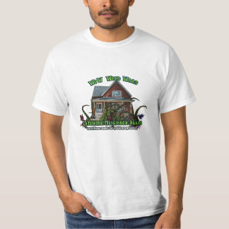 Wowogräset kriger gränsa till Aggro Tee Shirts